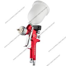 Digital Display spray gun High quality England spray gun paint spray gun sprayer gun air tools for car face paint cheap Geniuselect HVLP Pneumatic Commercial Manufacture 1 3mm Gravity 600ml