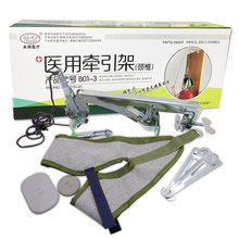 Device-Kit Adjustment-Chiropractic Stretcher Cervical Traction Neck-Massager Back-Head