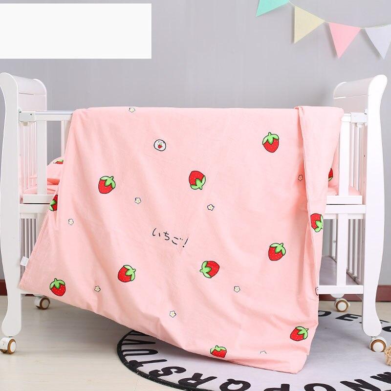 Student Dormitory Quilt Cover Custom Size 100%Cotton Baby Bedding Duvet Cover Children Youth Duvet Cover Kindergarte Duvet Coves