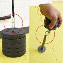Весовой подшипник штанги стойки несущий лоток колокольчики лоток для тренировки мышц рук устройство для тренировки мышц оборудование для фитнеса