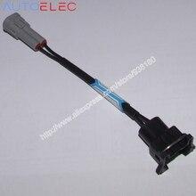 Ev1 к Nippon Denso Plug and Play Топливная форсунка адаптеры Разъемы Вилки зажимы водонепроницаемый провод жгут разъем