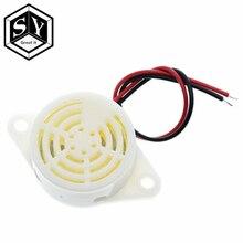 Alarm Buzzer Arduino sfm-27 Electronic Continuous-Beep 12V for HYT-3015 3-24V 1PCS High-Decibel
