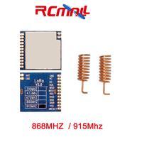 868 МГц   915 МГц 100 мВт SX1276 чип большой диапазон 4 км RF беспроводной LoRa модуль LoRa1276 IOT Интернет вещей