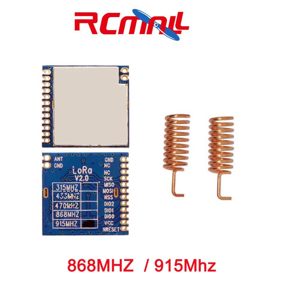 868MHz | 915MHz 100mW SX1276 Chip Long Range 4Km RF Wireless LoRa Module LoRa1276 IOT Internet Of Things