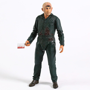 Image 3 - NECA Friday the 13th Jason Ultimate Part 5 Roy Burns Action Figure Horror Halloween Toy Doll Gift