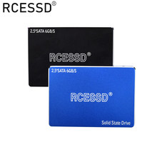 RCESSD 1tb 120gb 240gb 480gb SSD 500g HDD 2.5 ''SSD SATA SATAIII 512gb 256gb 128gb Interne Solid State Drive für Laptop Desktop(China)