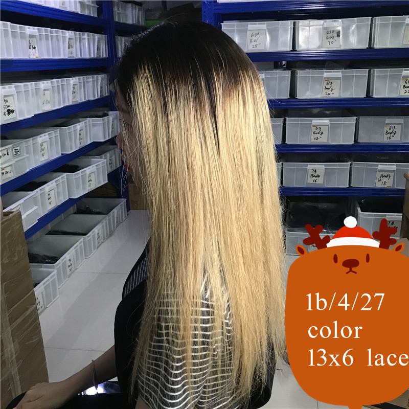 1 1b 4 27 ombre color human hair wig