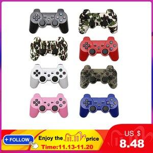 Image 1 - 블루투스 컨트롤러 소니 PS3 게임 패드 플레이 스테이션 3 무선 조이스틱 소니 플레이 스테이션 3 PC SIXAXIS Controle