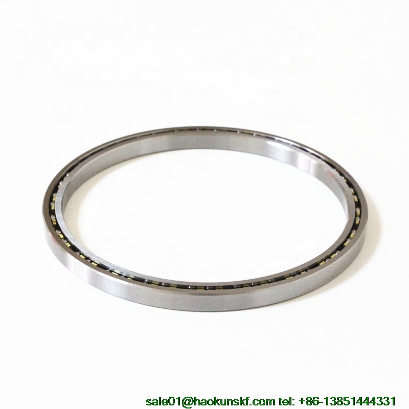 KB070AR0/KB070CP0/KB070XP0 Thin section bearings (7x7.625x0.3125 in)(177.8x193.675x7.9375 mm) Ball bearing   Super Slim