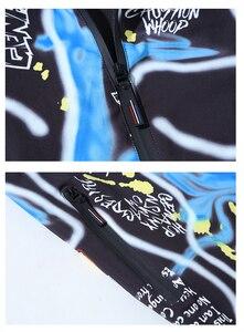 Image 4 - Chaquetas de talla grande para hombre, ropa de calle informal, de moda, estilo HIP HOP con dibujo Punk, 10XL, 9XL, 8XL, 7XL, 6XL, 5XL, para primavera y otoño, 2019