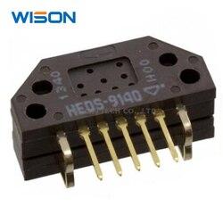 HEDS 9140 A00 przemysłowe enkodera HEDS 9140 # A00 trzy kanały 500 linii w Części do klimatyzatorów od AGD na