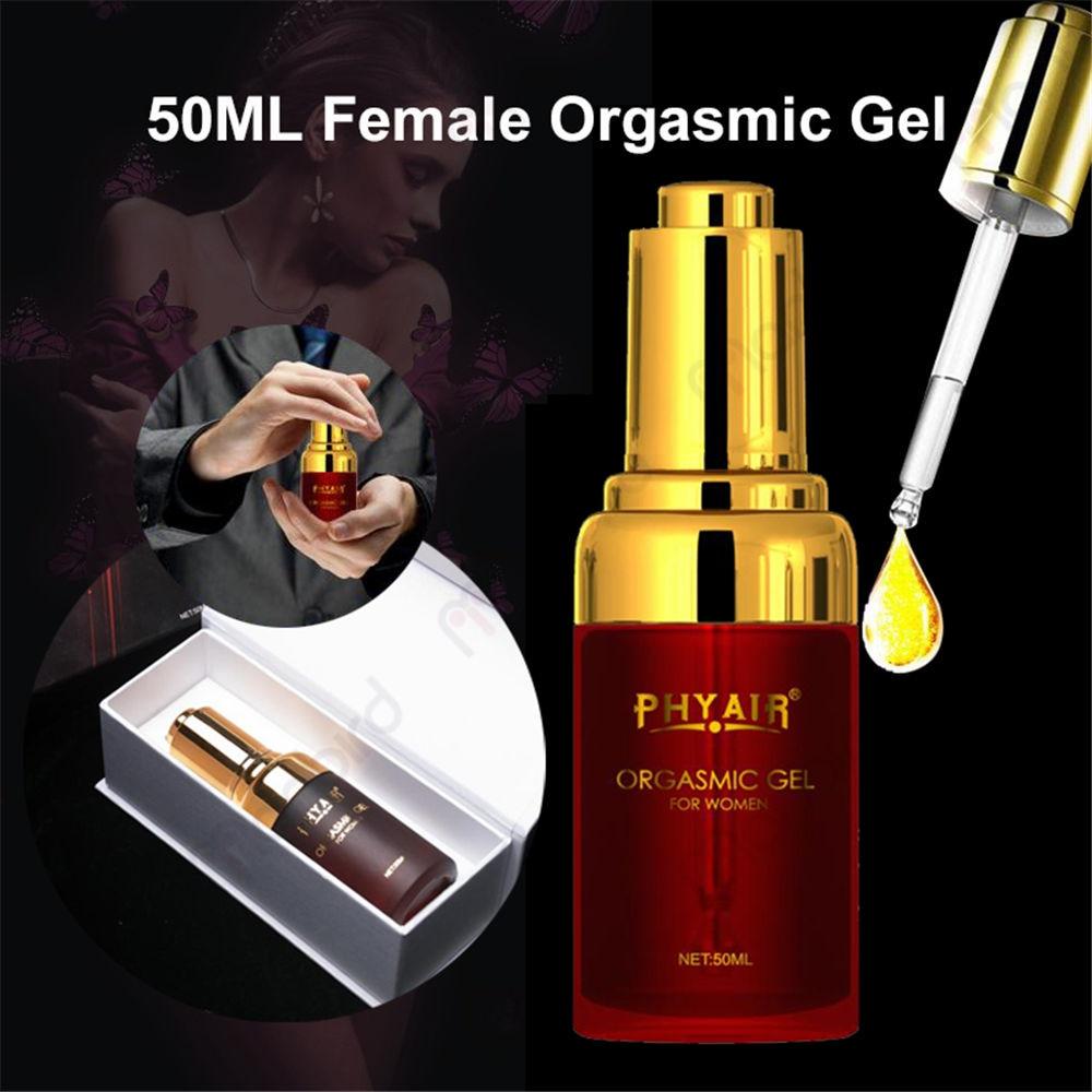50ml Orgasm Gel Libido Enhancer Sex Spray Vagina Stimulant Intense Sex Drops For Women Exciter Sex Aphrodisiac Stimulating Gel