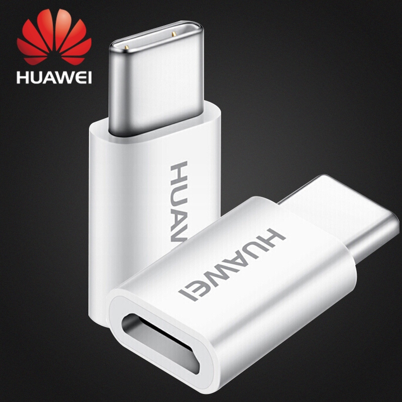 Huawei Micro USB To Type C Converter Type C Adapter Charging Huawei P20 Pro Mate10 Mate9 Pro Lite Honor V10 10 View10 Nova 3e