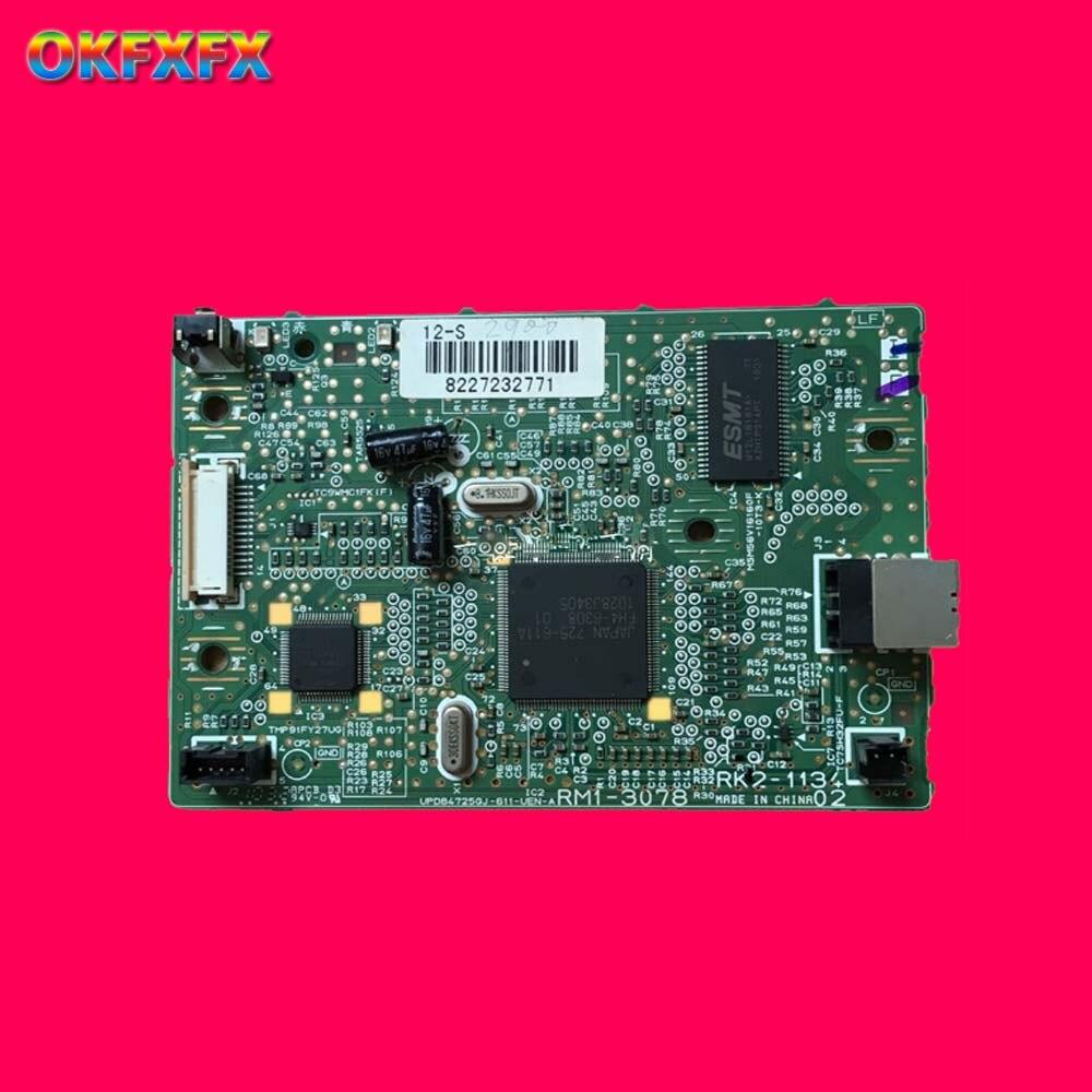 Placa de Formatação Rm1-3126-000 para Canon 3000 Lógica Placa Principal Mainboard Rm1-3078-000 Lbp2900 Lbp3000 Lbp 2900