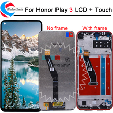 """6.39"""" For Huawei Honor Play 3 LCD Display Digitizer Touch Screen Assembly Replacement Display For honor play 3 LCD"""
