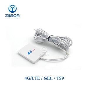 Image 1 - เสาอากาศ Wifi ภายนอก 4G LTE 3G สำหรับ Huawei ZTE TS9 SMA ชาย Aircard Router โมเด็มเสาอากาศ Omni Antena z111 W4GTSJ30 (73X53)