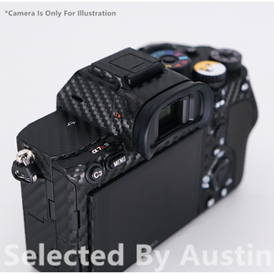 Image 4 - 소니 A7R4 A7M4 카메라 스킨 데칼 프로텍터 안티 스크래치 코트 랩 커버 케이스에 대한 프리미엄 데칼 스킨