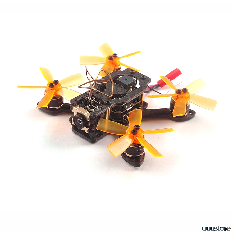 Happymodel Toad 90 Brushless RC Racing FPV Quadcopter with F3 DSHOT BNF Flight Controller 10A <font><b>ESCs</b></font> <font><b>1104</b></font> <font><b>Motors</b></font> cameraVTX image
