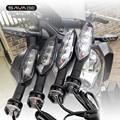 Сигналы поворота мотоцикла для YAMAHA MT09 MT 07 мигающий светодиод MT07 TRACER FZ-07 Cafe Racer свет 900 FJ-09 XSR900 индикаторная лампа