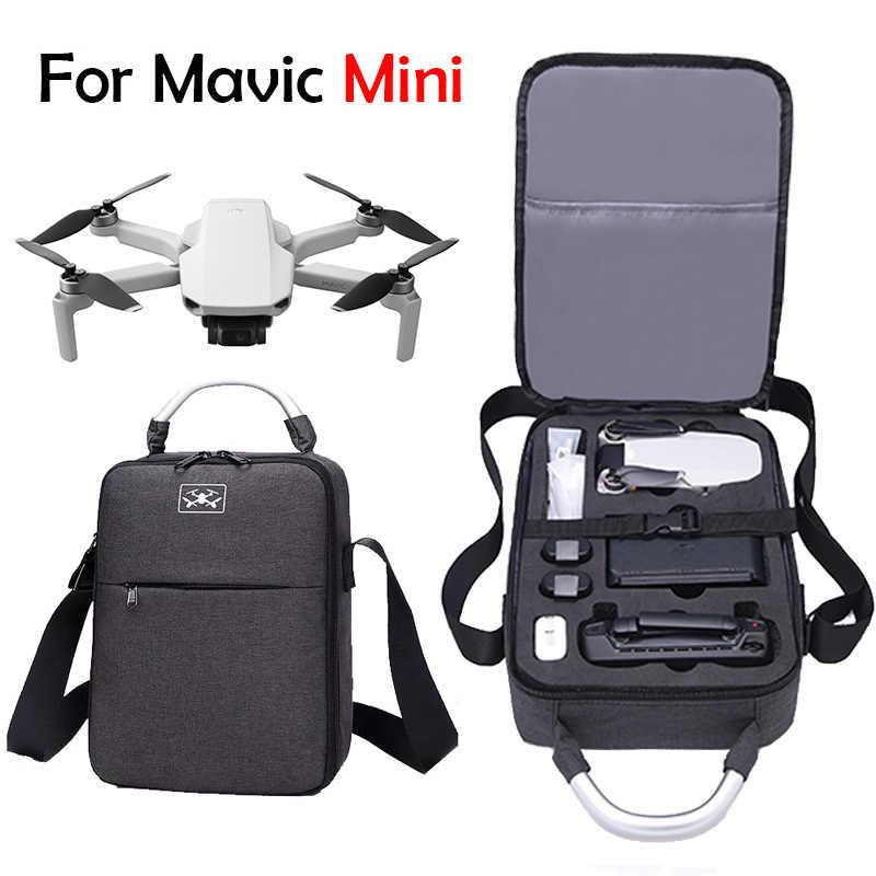 Sac de rangement Portable étui de voyage sac à bandoulière pour DJI MAVIC MINI Drone sacoche de poche étui étanche