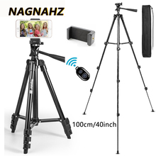 Camera Tripod Remote-Phone-Holder Lightweight Video-Recording Selfie Live-Photography