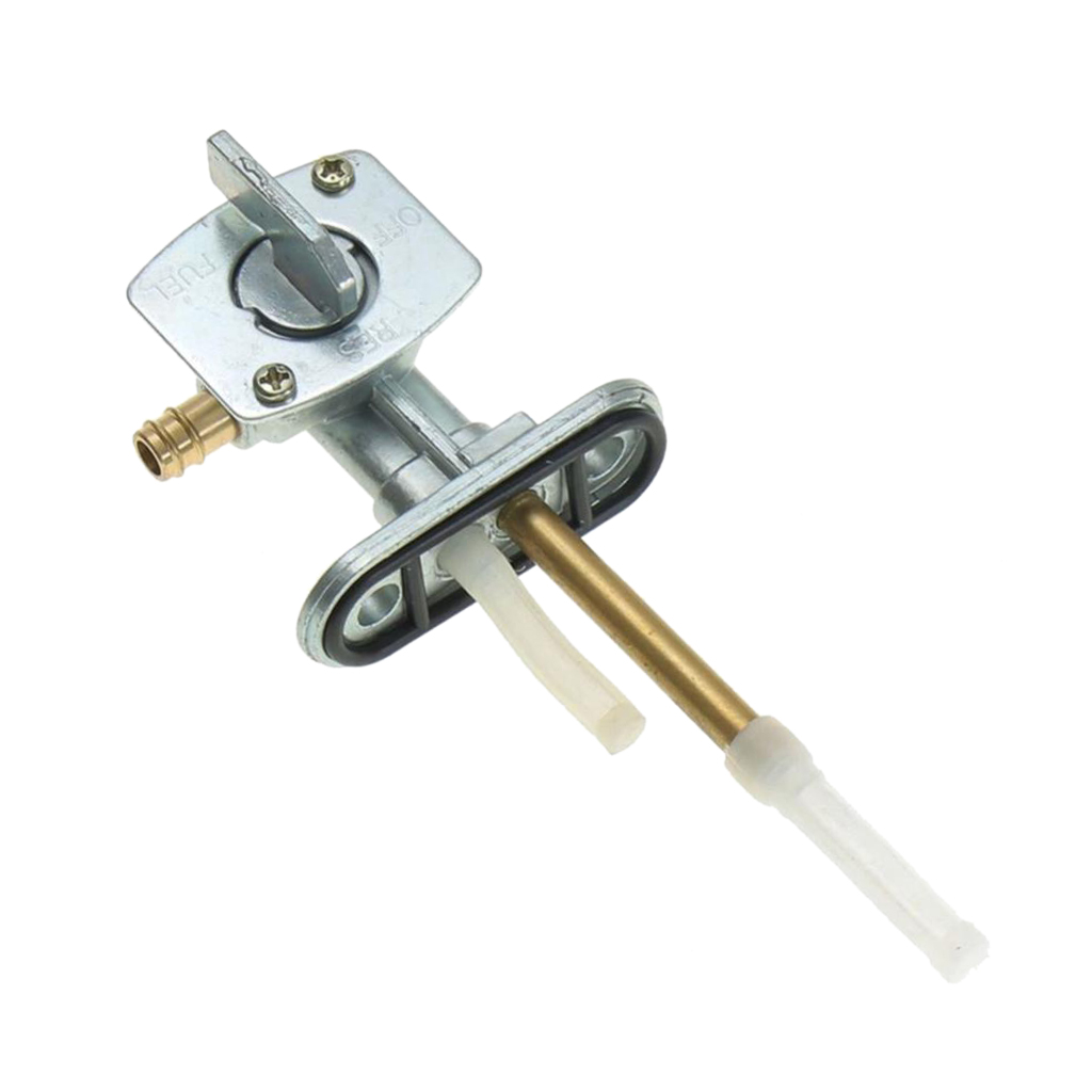 Motorcycle Petrol Fuel Gas Tap Valve Petcock Switch Pump Assembly For YAMAHA/YFM50