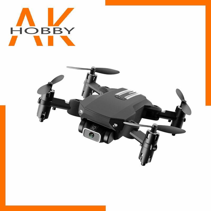 New Mini LS-MINI Drone 1080P HD 4K Camera WiFi Fpv Air Pressure Altitude Hold Black And Gray Foldable Quadcopter RC Drone Toy