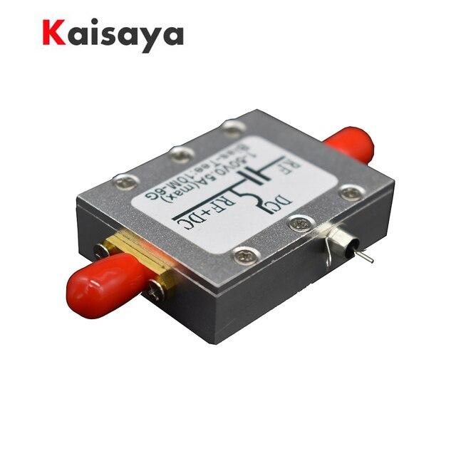 새로운 10MHz 6GHz RF 바이어스 티 광대역 무선 주파수 마이크로파 동축 바이어스 A7 015