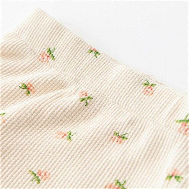 PUWD Y2K Sweet Girls Floral Soft Cotton Shorts 2021 Summer Fashion Ladies High Waist Flower Bottoms Casual Women Chic Shorts 6