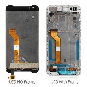 Image 3 - 5.5 1920x1080 HTC Desire 830 için LCD ekran dokunmatik ekran Digitizer meclisi sayısallaştırıcı değiştirme parçaları