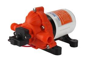 SEAFLO 3,0 GPM 45 PSI автоматический спрос морской воды мембранный насос 12V DC самовсасывающий