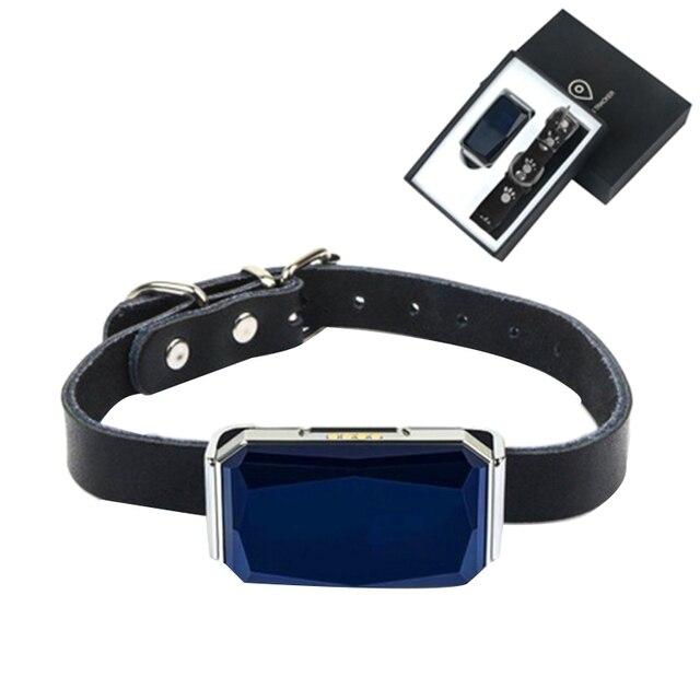 Pet Mini Gps Tracker Ip67 Waterproof Pet Collar Gsm Agps Wifi Lbs Mini Light Tracker Pet Search Equipment