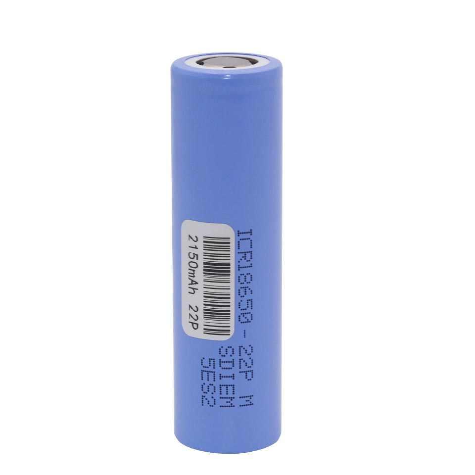 18650 バッテリー ICR18650-22P 2150 2600mah 10A 3.6V リチウム充電式電池セル