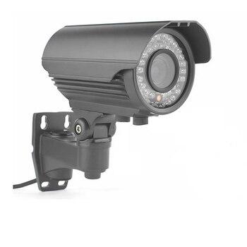 H.265 Surveillance Outdoor Camera 5MP 4MP 2.8-12mm Varifocal Lens CCTV Waterproof IR Night Vision POE Security Camera IP dahua 4mp wdr hdcvi ir bullet cctv camera hac hfw2401r z ire6 ip67 varifocal lens 2 7 12mm motorized lens ir60m smart 120db 3dn