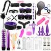 35PCS Purple