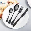 Upspirit творческий набор посуды 16 шт. набор столовых приборов из нержавеющей стали набор ножей вилка ложки столовые приборы набор посуды в пос...