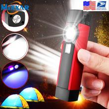 E17 CREE XM-L T6 4000LM 5 Mode Zoomable Flashlights Light LED Flashlight LED Torch For 18650 Rechargeable Battery usa eu hot e17 cree xml t6 led 2000lm aluminum zoomable flashlights torches lamplight for 18650 rechargeable or aaa battery