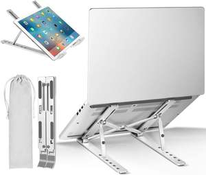 Notebook-Holder Tablet-Base Support Laptop-Stand Computer-Accessories Foldable Macbook Pro