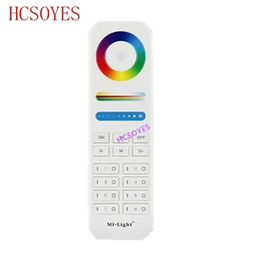 Image 3 - Milight FUT006 FUT007 FUT089 FUT096 FUT092 FUT095 télécommande 2.4G 4 zones LED de contrôle bouton/tactile RF télécommande sans fil