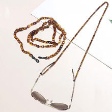 PVC Loop Chain Sports Strap Cord Lanyard Holder Sunglass Eyeglass Spectacle Necklace