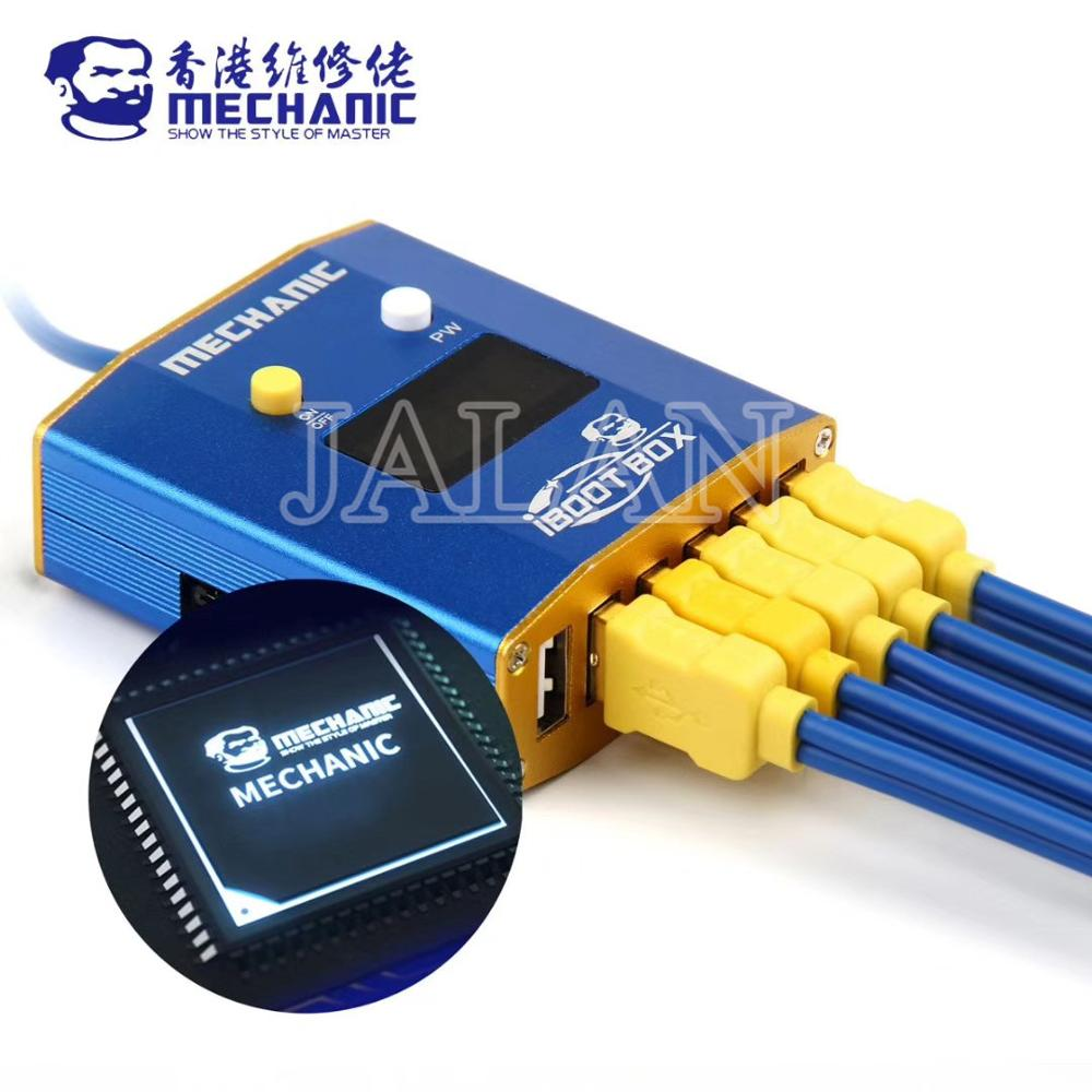 MECHANIC IBOOTBOX Boot Cable DC Power Supply Cable For IOS & Android Iboot Box Super Boot Test Line