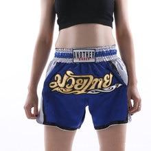 Male and female MMA Thai Shorts, boys, BJJ, taekwondo, wrestling swimsuit, boys and girls, Sanda training, fitness pants