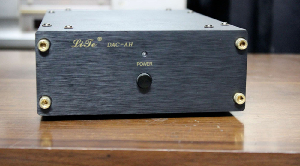 2019 NEW LITE TDA1543 X8 In Parallel Hi-end Audio DAC Coaxial + Fiber Input