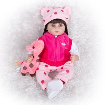 Кукла-младенец KEIUMI 4
