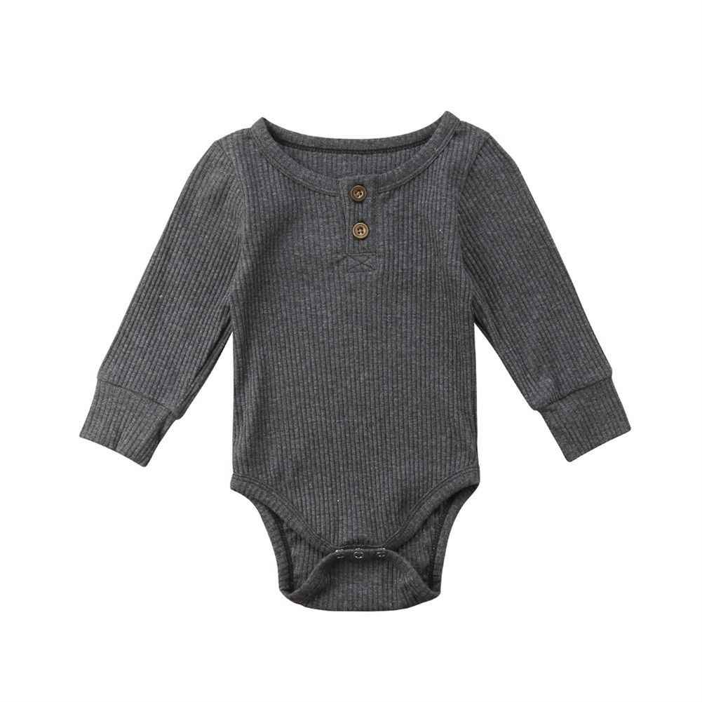 Autunno Inverno Caldo Cotone Body e Pagliaccetti Appena Nato Del Bambino Delle Ragazze Dei Ragazzi Della Tuta Infantile Della Ragazza del Ragazzo Tutine Vestiti Vestito