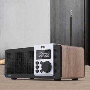 Retro Wireless Wood Bluetooth