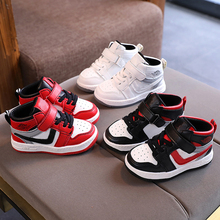 Fashion Leisure Baby Casual Shoes Hook&Loop Classic Toddlers Excellent 5 Stars Infant Tennis Boots Cute Hot Sales Sneakers