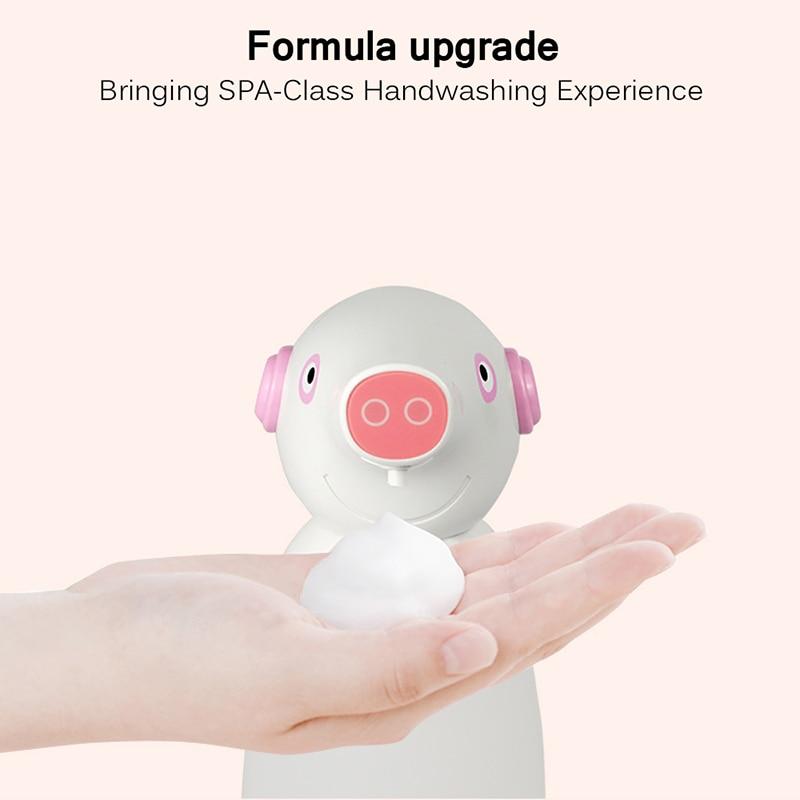 Automatic Foam Touchless Bathroom Dispenser Smart Sensor Liquid Soap Dispenser For Kitchen Hand Free Automatic Soap Dispenser