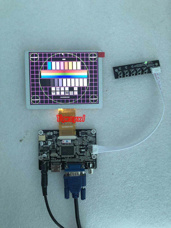 Yqwsyxl-Kit de controlador de placa de pantalla LCD de 640