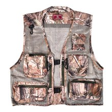 New! fishing vests Quick Dry Multifunctional Polyester Fishing Clothing Multi-Pocket Waistcoat Hunt Hike Fisherman Clothes(China)